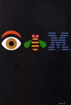 Eye-Bee-M-Poster