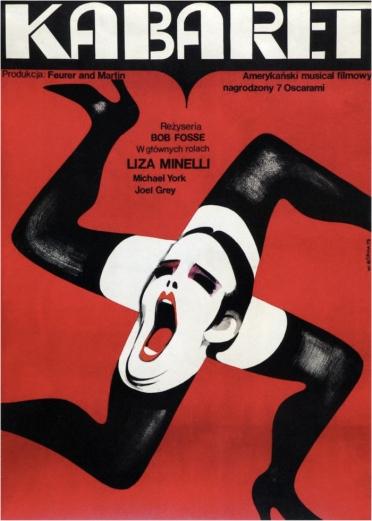 KABERET Film Poster 1973