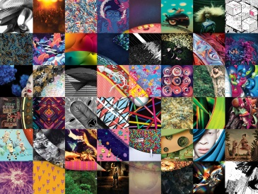 Creative Cloud collage