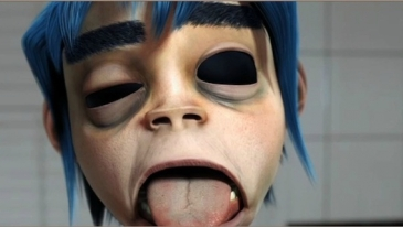 Gorillaz-Andre-3000-James-Murphy-DoYaThing-by-Jamie-Hewlett